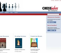 Chessware Schachversand – Strona główna – Bernhard Jehle, Szachy Online Store Szachy Store, szachy, szachy, książki sprzęt szachy niemiecki sklep internetowy Hobby, Książki, Komputery, Oprogramowanie & multimedia,