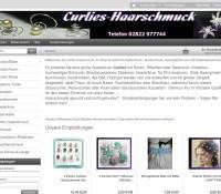 Kręcone Włosy Akcesoria- niemiecki sklep internetowy Biżuteria & zegarki,
