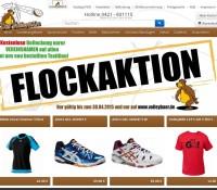 W VolleyBÄR Online Shop – Erima i Asics JAKO koszulki, buty i więcej do siatkówki niemiecki sklep internetowy Sport & rekreacja, Odzież & obuwie,
