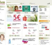 Aliva-Apotheke niemiecki sklep internetowy Kosmetyki i perfumy, Zdrowie,