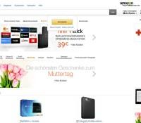 Amazon.de: Zakupy online dla Electronics & Photo, DVD, muzyka, książki, gry, zabawki i więcej niemiecki sklep internetowy Sport & rekreacja, Oprogramowanie & multimedia, Fotografia, Muzyka, Narzędzia i majsterkowanie, Książki, Podróże, Kosmetyki i perfumy,