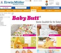 Baby Butt – wszystko dla dziecka niemiecki sklep internetowy Meble, Odzież & obuwie, Książki, Artykuły dla dzieci,