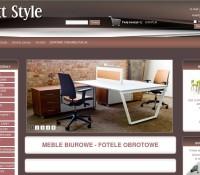 Meble Biurowe i Fotele Obrotowe – Efekt Style polski sklep internetowy