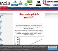 Motrius.pl – Części samochodowe polski sklep internetowy