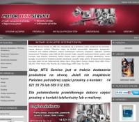 Mts-service.pl – Części samochodowe polski sklep internetowy