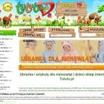 Tututu.pl – artykuły dla dzieci polski sklep internetowy