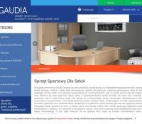 Metalowe meble biurowe firma Gaudia polski sklep internetowy