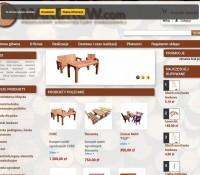 Zestawy ogrodowe, stoliki, ławki drewniane – Biecz, niedaleko Gorlic i Jasła2 polski sklep internetowy