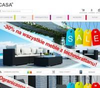 iCASA – meble ogrodowe i tarasowe polski sklep internetowy