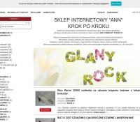 Sklep Internetowy Glany Ann polski sklep internetowy