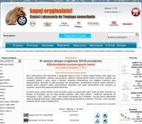 Motoryzacyjny sklep internetowy polski sklep internetowy
