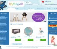 Foteliki samochodowe polski sklep internetowy