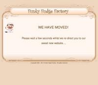 Funky Fudge Factory store brytyjski sklep internetowy Prezenty, Artykuły spożywcze,