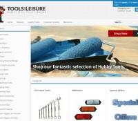 Tools and Leisure store brytyjski sklep internetowy Narzędzia i majsterkowanie, Dom i ogród,