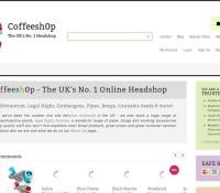 Coffeesh0p store brytyjski sklep internetowy Zdrowie,