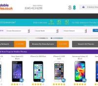 Affordable Mobiles store brytyjski sklep internetowy Telefony, Prezenty,