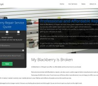 Blackberry 4 Repair store brytyjski sklep internetowy Telefony,