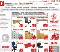 Furniture@Work store brytyjski sklep internetowy Meble, Dom i ogród, Artykuły biurowe,