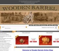 Woodenbarrel.co.uk store brytyjski sklep internetowy Dom i ogród, Artykuły spożywcze, Prezenty,