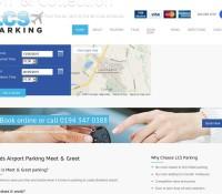 LCS Airport Parking store brytyjski sklep internetowy Podróże,