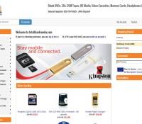 Total Blank Media store brytyjski sklep internetowy Oprogramowanie & multimedia,
