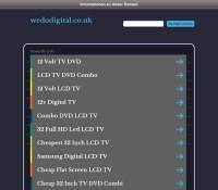 WeDoDigital store brytyjski sklep internetowy Oprogramowanie & multimedia, Fotografia, Sprzęt RTV AGD,