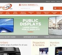 Tekshop247 store brytyjski sklep internetowy Sprzęt RTV AGD, Fotografia, Oprogramowanie & multimedia,