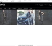 Hugo Boss – Moda & sklepy odzieżowe w Niemczech