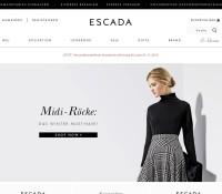 Escada – Moda & sklepy odzieżowe w Niemczech