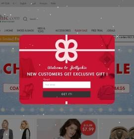 JollyChic – chiński internetowy sklep odzieżowy