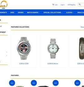 WristWatch – amerykański internetowy sklep zegarowy