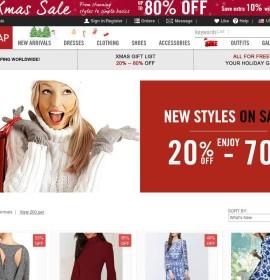 OASAP – chiński internetowy sklep odzieżowy