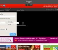 Hotels – międzynarodowe internetowe biuro podróży
