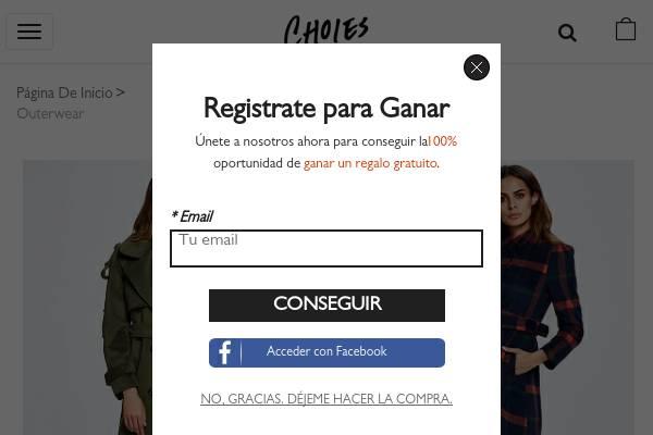 Abrigos y chaquetas en choies.com Hasta 70% de descuento, obtén extra $ 10 de pedidos $ 69 +
